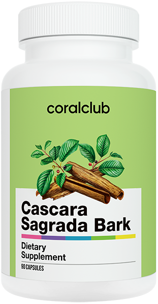 Cascara Sagrada Bark